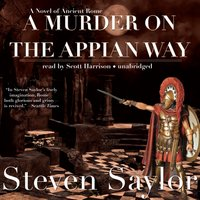 Murder on the Appian Way - Steven Saylor - audiobook