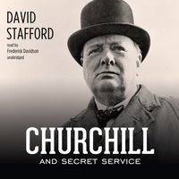 Churchill and Secret Service - David Stafford - audiobook