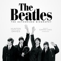 Beatles - Hunter Davies - audiobook
