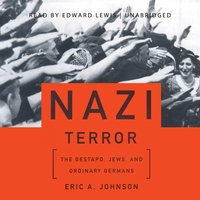 Nazi Terror - Eric A. Johnson - audiobook