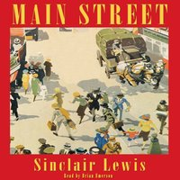 Main Street - Sinclair Lewis - audiobook