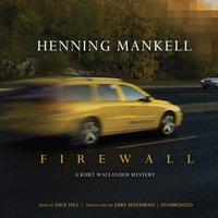Firewall - Henning Mankell - audiobook