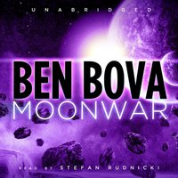 Moonwar - Ben Bova - audiobook