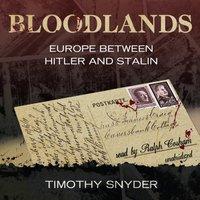 Bloodlands - Timothy Snyder - audiobook