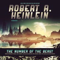 Number of the Beast - Robert A. Heinlein - audiobook