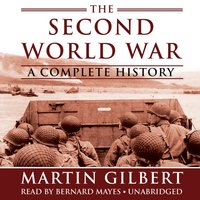 Second World War - Martin Gilbert - audiobook