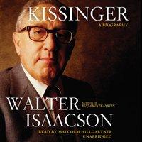 Kissinger - Walter Isaacson - audiobook