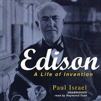 Edison - Paul Israel - audiobook