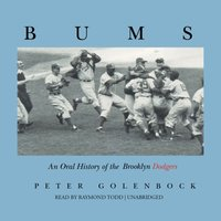 Bums - Peter Golenbock - audiobook