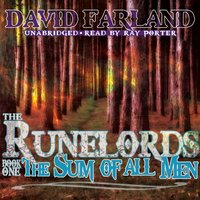 Sum of All Men - David Farland - audiobook