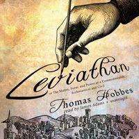 Leviathan - Thomas Hobbes - audiobook