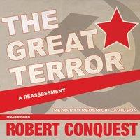 Great Terror - Robert Conquest - audiobook
