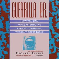 Guerrilla P.R. - Michael Levine - audiobook