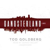 Gangsterland - Tod Goldberg - audiobook