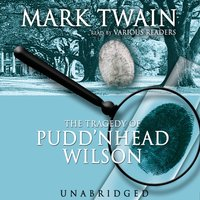 Tragedy of Pudd'nhead Wilson - Mark Twain - audiobook