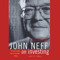 John Neff on Investing - John Neff - audiobook