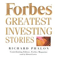 Forbes Greatest Investing Stories - Richard Phalon - audiobook