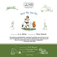 Now We Are Six - A. A. Milne - audiobook