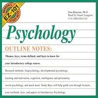 Psychology - PhD Don Baucum - audiobook