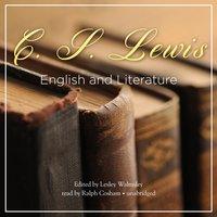 English and Literature - C. S. Lewis - audiobook