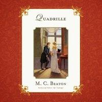 Quadrille - M. C. Beaton - audiobook