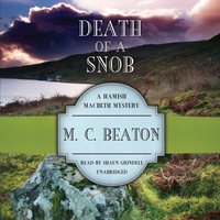 Death of a Snob - M. C. Beaton - audiobook