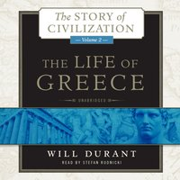 Life of Greece - Will Durant - audiobook