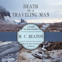 Death of a Traveling Man - M. C. Beaton - audiobook
