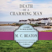Death of a Charming Man - M. C. Beaton - audiobook