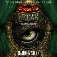 Vampire's Assistant - Darren Shan - audiobook