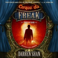 Tunnels of Blood - Darren Shan - audiobook