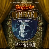 Vampire Prince - Darren Shan - audiobook
