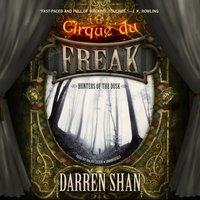 Hunters of the Dusk - Darren Shan - audiobook