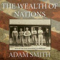 Wealth of Nations - Adam Smith - audiobook