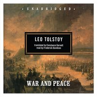 War and Peace - Leo Tolstoy - audiobook
