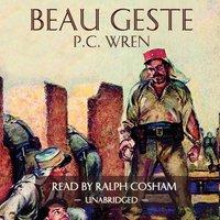 Beau Geste - P. C. Wren - audiobook