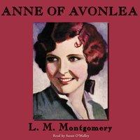 Anne of Avonlea - L. M. Montgomery - audiobook