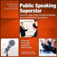 Public Speaking Superstar - Opracowanie zbiorowe - audiobook