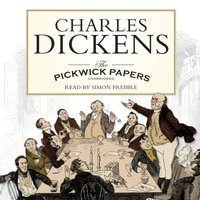 The Pickwick Papers - Charles Dickens - audiobook