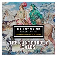 Canterbury Tales - Geoffrey Chaucer - audiobook