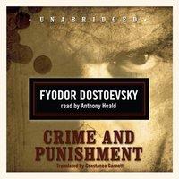 Crime and Punishment - Fyodor Dostoevsky - audiobook