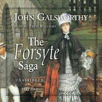 Forsyte Saga - John Galsworthy - audiobook