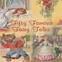 Fifty Famous Fairy Tales - Rosemary Kingston - audiobook