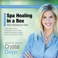 Spa Healing in a Box - Made for Success - audiobook