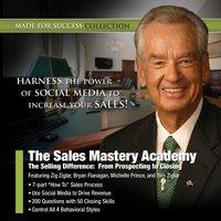 Sales Mastery Academy - Opracowanie zbiorowe - audiobook
