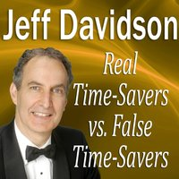 Real Time-Savers vs. False Time-Savers - Opracowanie zbiorowe - audiobook