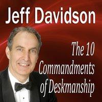 10 Commandments of Deskmanship - Made for Success - audiobook