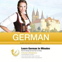 German in Minutes - Opracowanie zbiorowe - audiobook