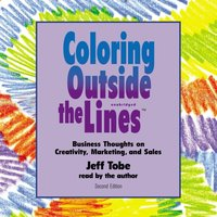Coloring outside the Lines - Jeff Tobe - audiobook