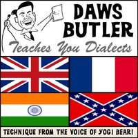 Daws Butler Teaches You Dialects - Charles Dawson Butler - audiobook